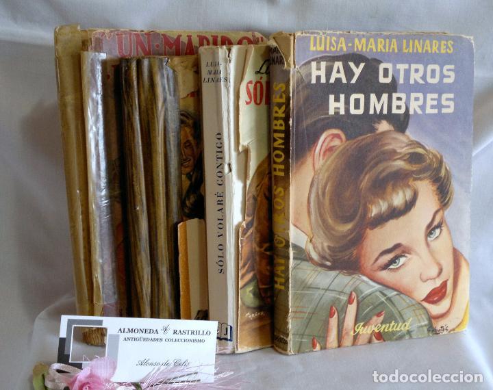 Libros antiguos: 1940-53. LUISA MARÍA LINARES Y CONCHA LINARES BECERRA. LOTE DE CUATRO NOVELAS, PRIMERAS EDICIONES . - Foto 12 - 98029683