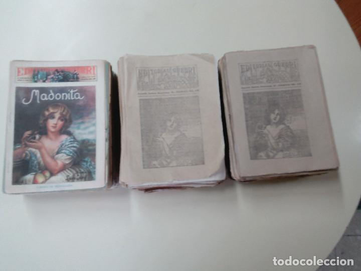 MADONITA-NOVELA EN 287 FASCICULOS-LAURO LAURI-EDITORIAL GUERRI- (Libros antiguos (hasta 1936), raros y curiosos - Literatura - Narrativa - Novela Romántica)