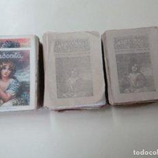 Libros antiguos: MADONITA-NOVELA EN 287 FASCICULOS-LAURO LAURI-EDITORIAL GUERRI-. Lote 103572475