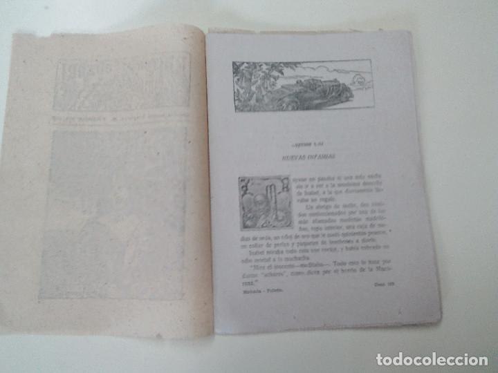 Libros antiguos: MADONITA-NOVELA EN 287 FASCICULOS-LAURO LAURI-EDITORIAL GUERRI- - Foto 6 - 103572475