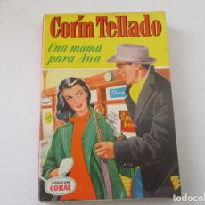 Libros antiguos: CORAL, CORÍN TELLADO, Nº.6- 1ª. EDC..FEBRERO - 1957. Lote 106003931