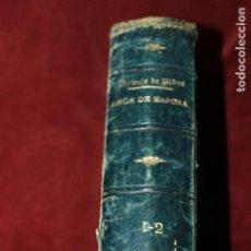 Libros antiguos: AMOR DE ESPOSA DE ANTONIO DE PADUA, 1871, COMPLETA. CON CROMOLITOGRAFIAS, ESPASA EDITORES BARCELONA. Lote 107531039