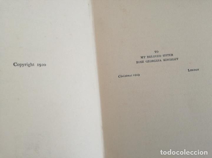 Libros antiguos: THE TALL VILLA (1920) - LUCAS MALET (PSEUDÓNIMO DE MARY ST LEGER KINGSLEY, HIJA DE CHARLES KINGSLEY) - Foto 4 - 108919879