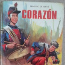 Livres anciens: CORAZON - ED. LAIDA - COLECCION CLASICA JUVENIL Nº 3. Lote 113240351
