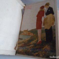 Libros antiguos: LA NOVELA MUNDIAL . UN TIMBRE QUE NO SUENA (RAFAEL LÓPEZ DE HARO) 1928. Lote 114242915