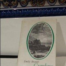 Libros antiguos: CUMBRES BORRASCOSAS.. Lote 115260359