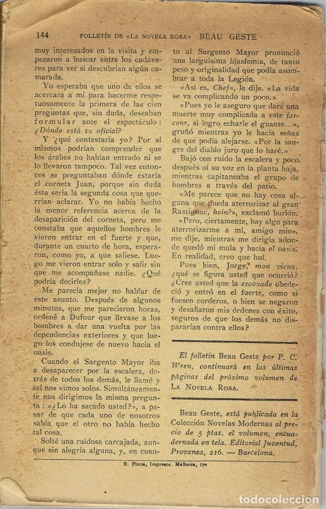 Libros antiguos: MARÍA FERNANDA, POR MARÍA DEL CARMEN GARRIDO. AÑO 1929 (13.3) - Foto 2 - 118697539