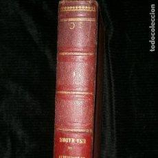 Libros antiguos: F1 EL MANUSCRITO DE UNA MADRE AÑO 1886 ENRIQUE PEREZ ESCRICH. Lote 121376219