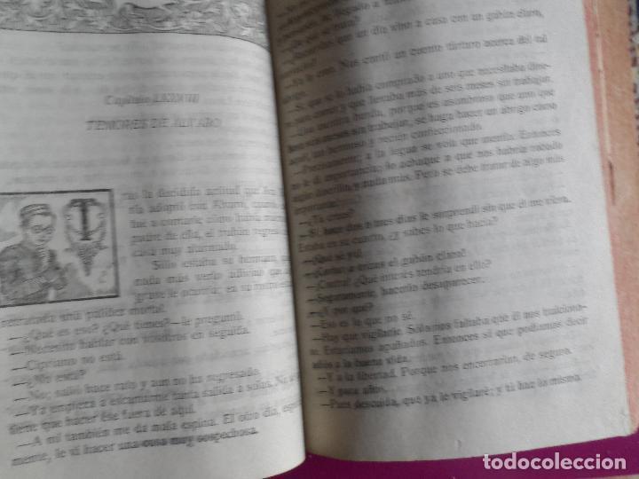 Libros antiguos: !SOLA¡ FOLLETIN - MARIO D'ANCONA (PSEUDÓNIMO) DOS TOMOS AÑOS 30 3833 PAGINAS - Foto 5 - 121660251