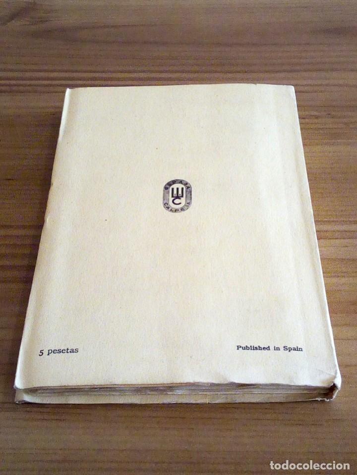 Libros antiguos: DON AMOR VOLVIÓ A TOLEDO. URABAYEN, FÉLIX. ESPASA-CALPE. 1 ª ED.1936 INTONSO. - Foto 5 - 122492403