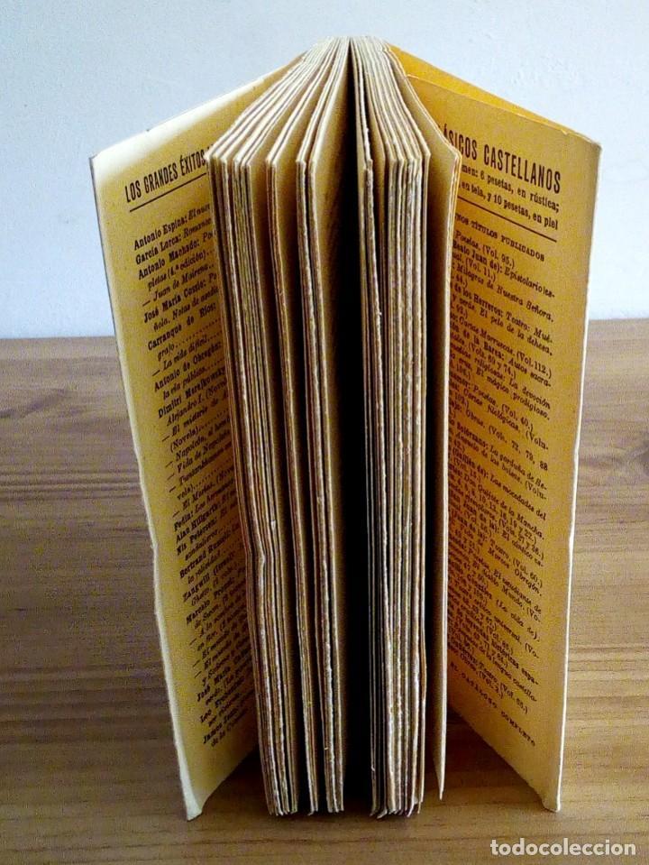 Libros antiguos: DON AMOR VOLVIÓ A TOLEDO. URABAYEN, FÉLIX. ESPASA-CALPE. 1 ª ED.1936 INTONSO. - Foto 6 - 122492403