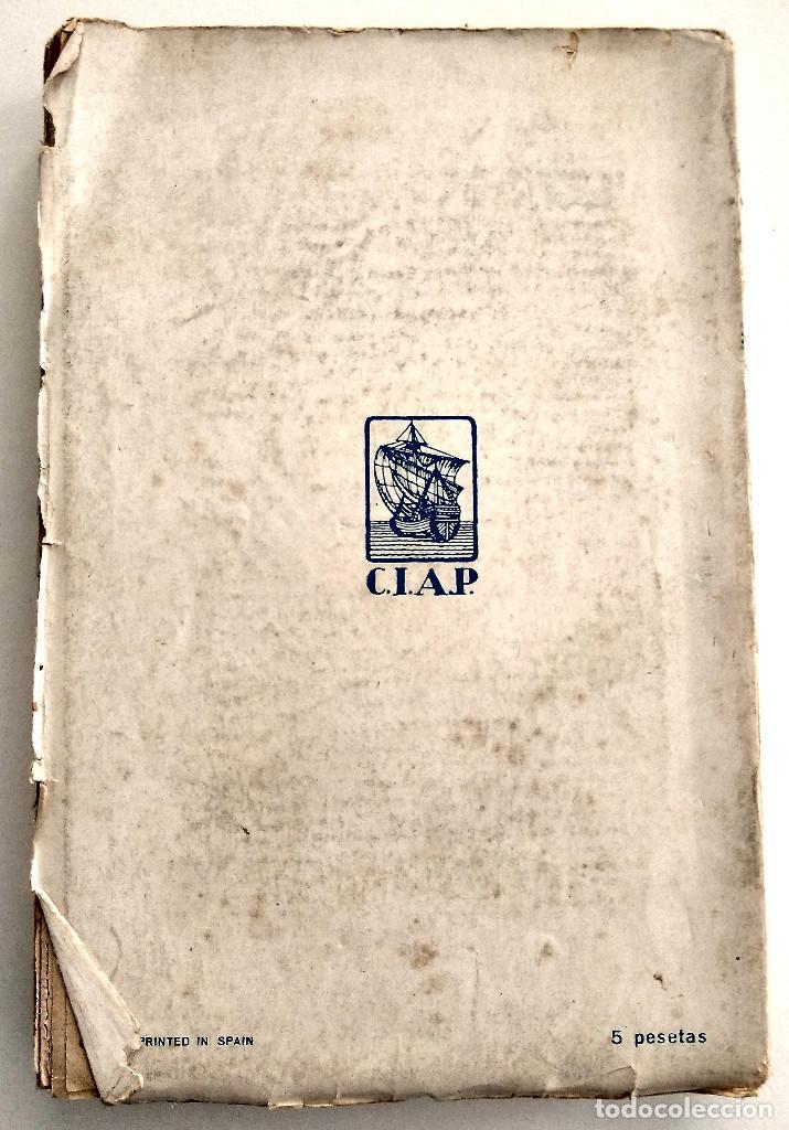 Libros antiguos: EL DOLOR DE LAS CARICIAS - EL CABALLERO AUDAZ - RENACIMIENTO AÑO 1925 - Foto 3 - 123527099