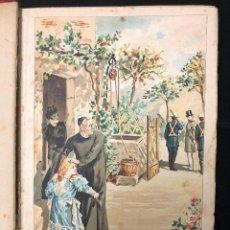 Libros antiguos: LUIS DE VAL. EL CALVARIO DE LA VIDA. . Lote 123619035