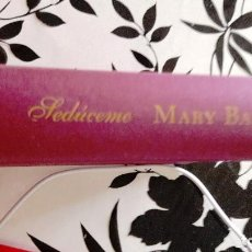 Libros antiguos: SEDUCEME - MARY BALOGH. Lote 125210175