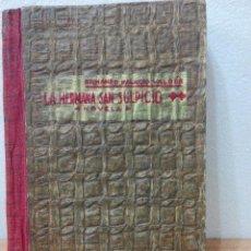 Libros antiguos: NOVELA DEL AÑO 1929. Lote 125319151