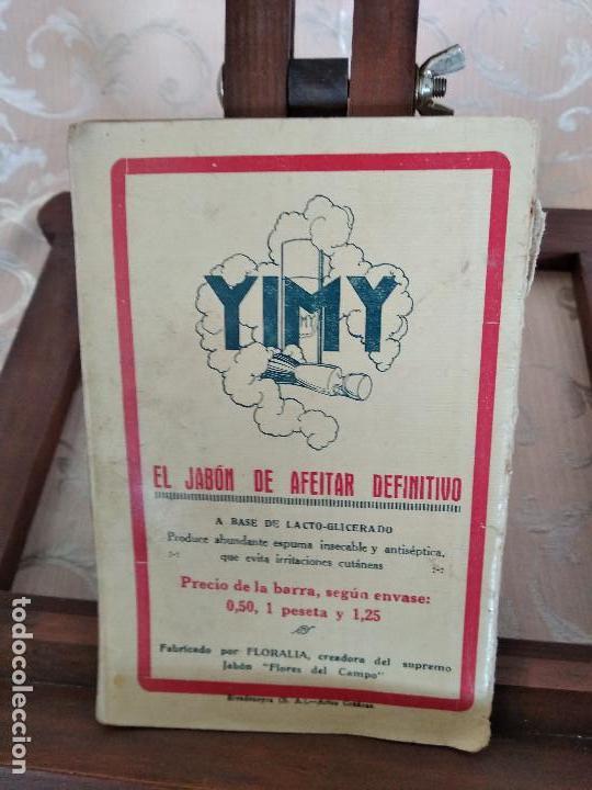 Libros antiguos: 1926, La Inglesa y el Trapense, Cristobal de Castro, La Novela Mundial, Madrid - Foto 2 - 132939446