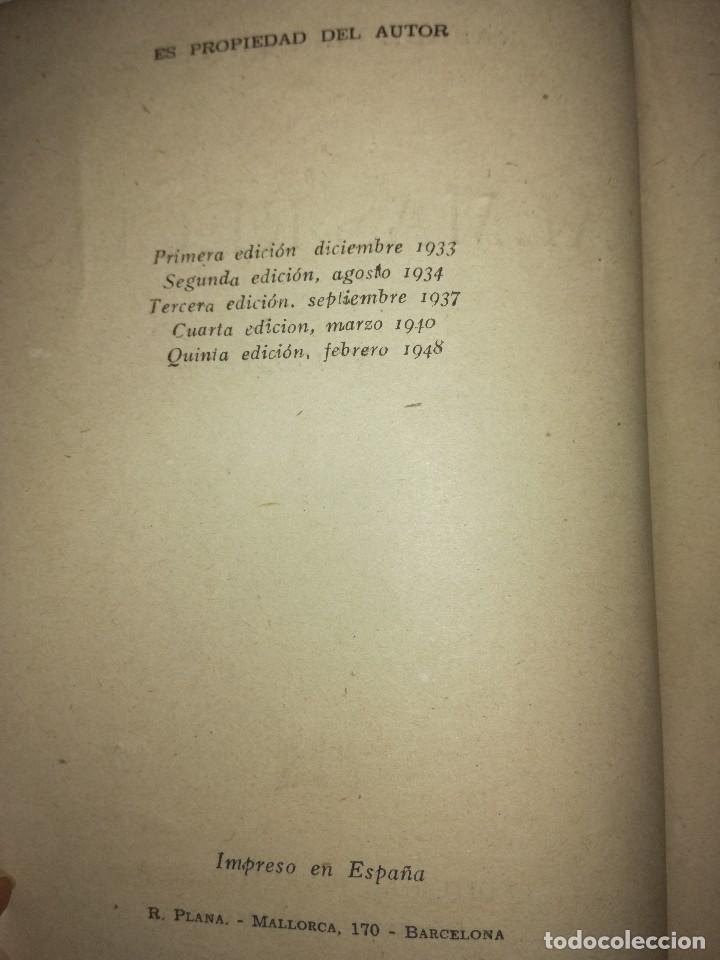 Libros antiguos: Almas Recias ,por Rafael Pérez y Pérez - Foto 2 - 126396535