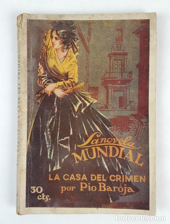 Libros antiguos: LA NOVELA MUNDIAL. 8 EJEMPLARES. VARIOS AUTORES. MADRID. 1926/1928. - Foto 2 - 128246787