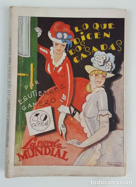 Libros antiguos: LA NOVELA MUNDIAL. 8 EJEMPLARES. VARIOS AUTORES. MADRID. 1926/1928. - Foto 4 - 128246787