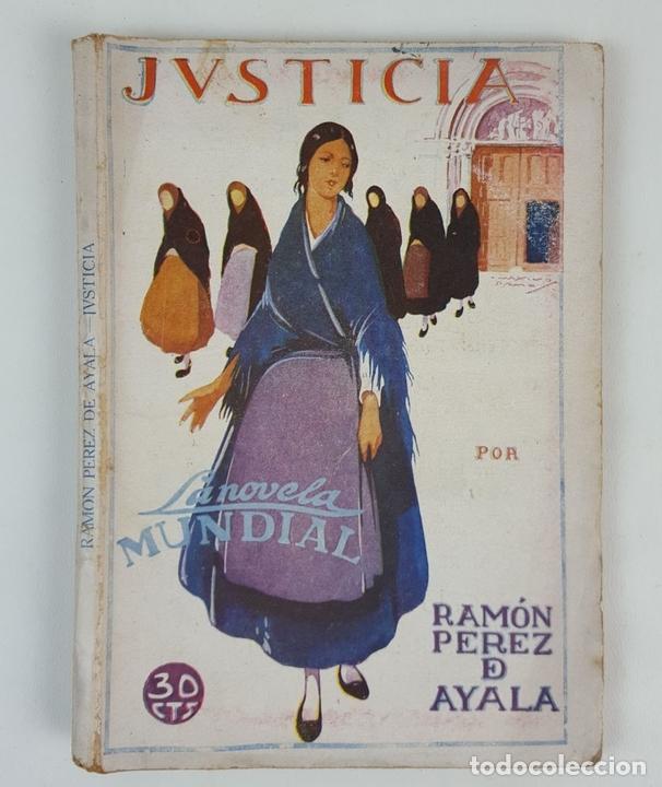 Libros antiguos: LA NOVELA MUNDIAL. 8 EJEMPLARES. VARIOS AUTORES. MADRID. 1926/1928. - Foto 6 - 128246787