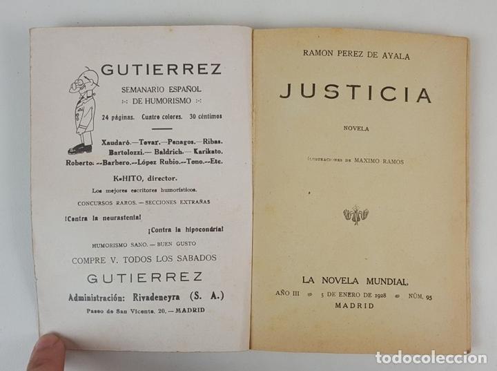 Libros antiguos: LA NOVELA MUNDIAL. 8 EJEMPLARES. VARIOS AUTORES. MADRID. 1926/1928. - Foto 7 - 128246787