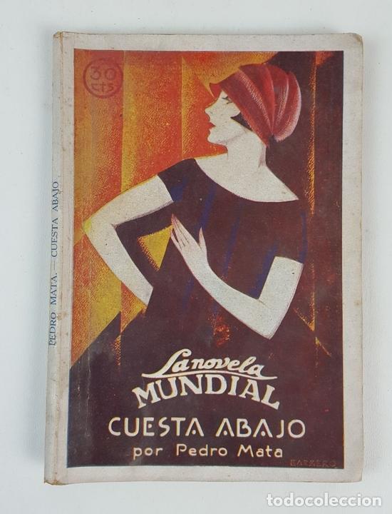Libros antiguos: LA NOVELA MUNDIAL. 8 EJEMPLARES. VARIOS AUTORES. MADRID. 1926/1928. - Foto 8 - 128246787