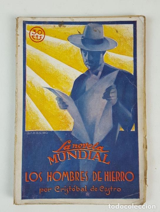 Libros antiguos: LA NOVELA MUNDIAL. 8 EJEMPLARES. VARIOS AUTORES. MADRID. 1926/1928. - Foto 14 - 128246787