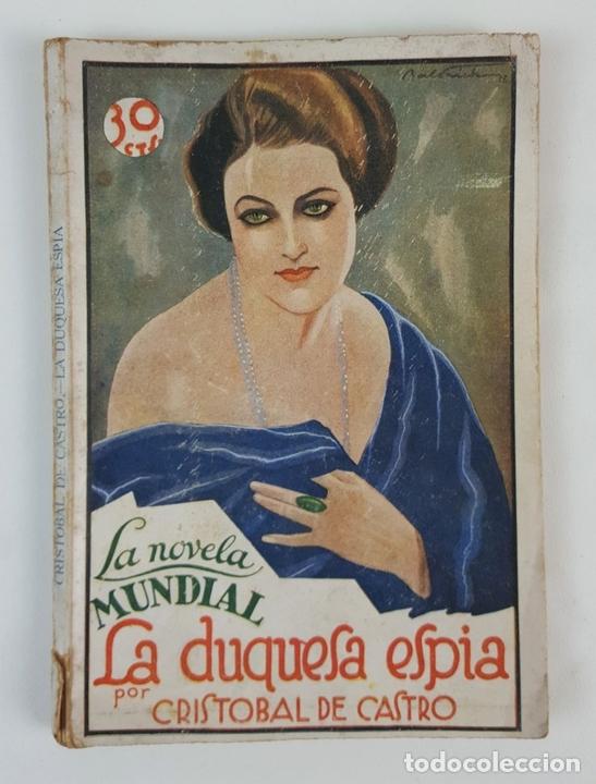 Libros antiguos: LA NOVELA MUNDIAL. 8 EJEMPLARES. VARIOS AUTORES. MADRID. 1926/1928. - Foto 16 - 128246787