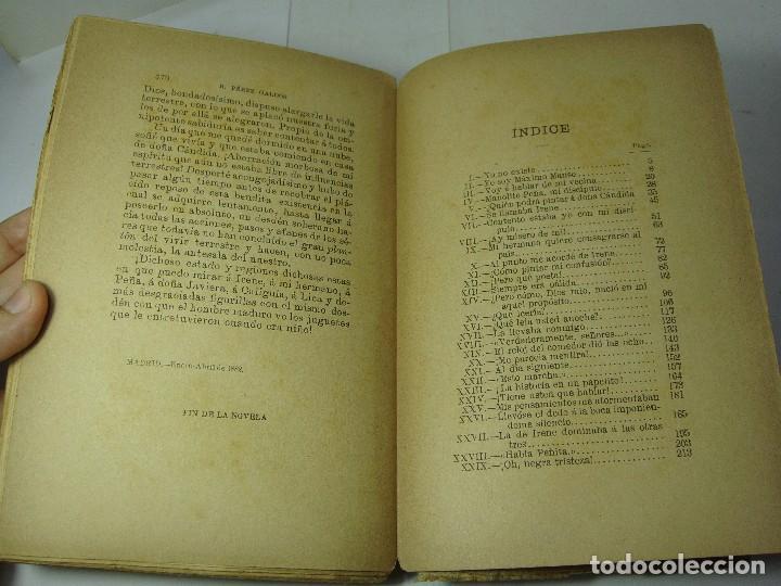 Libros antiguos: EL AMIGO MANSO - B. PÉREZ GALDÓS - 1893 - Foto 3 - 128913487