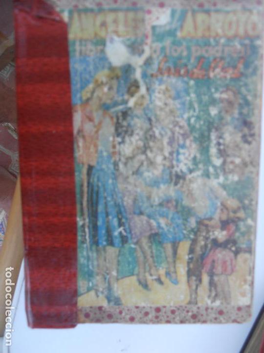 Libros antiguos: LOS ÁNGELES DEL ARROYO (3 TOMOS) - LUIS DEL VAL EDITORIAL CASTRO - Foto 9 - 129636611