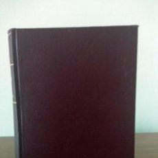 Libros antiguos: EL NIÑO DE LA BOLA. PEDRO A. DE ALARCON. IMPRENTA CENTRAL -1ª EDICIÓN 1880 REENCUADERNADO MAGNÍFICO.. Lote 131792018