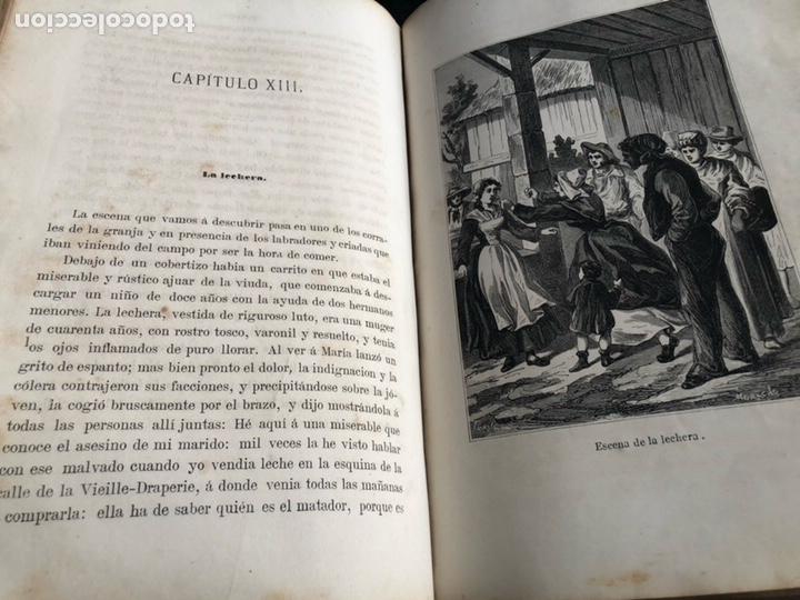 Libros antiguos: LOS MISTERIOS DE PARIS. TOMO 1. EUGENIO SUE.JUAN PONS, EDITOR. BARCELONA 1868 - Foto 3 - 133385270