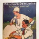 Libros antiguos: CLOVIS EIMERIC. L´HOME QUE VENGUÉ EL SEU COR. 1926. Lote 133639198