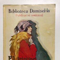 Libros antiguos: CLOVIS EIMERIC. EL TRIPIJOC DE LA QUITÈRIA. 1926. Lote 133639554