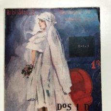 Libros antiguos: CLOVIS EIMERIC. DOS I DOS FAN QUATRE. 1926. Lote 133641018