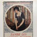 Libros antiguos: CLOVIS EIMERIC. TAMBÉ LES ALZINES PLOREN. BIBLIOTECA DAMISEL.LA. Lote 133650414