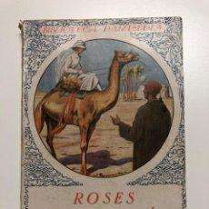 Libros antiguos: CLOVIS EIMERIC. ROSES DE JERICÓ. BIBLIOTECA DAMISEL.LA. Lote 133651806