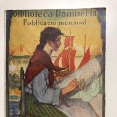 Libros antiguos: CLOVIS EIMERIC. LA PUNTAIRE. BIBLIOTECA DAMISEL.LA. Lote 133655194