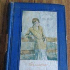 Libros antiguos: ALCIONE - POR ELINOR GLYN - ED. EDITA 1930. Lote 135719391