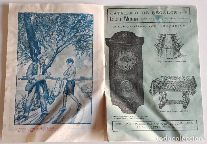 Libros antiguos: SOLEDAD - FERNANDO GONZÁLEZ - PRIMER NÚMERO DEL COLECCIONABLE - EDITORIAL VALENCIANA - Foto 2 - 135742626