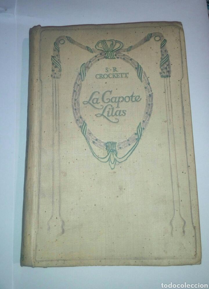 LA CAPOTE LILAS S R CROCKETT 1894. IDIOMA FRANCES (Libros antiguos (hasta 1936), raros y curiosos - Literatura - Narrativa - Novela Romántica)