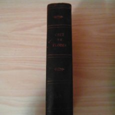 Libros antiguos: CRUZ DE FLORES Y CRUZ DE ESPINAS. ANTONIO DE PADUA. 2 TOMOS EN 1 VOL. LAMINAS DE EUSEBIO PLANAS.CCTT. Lote 137593714