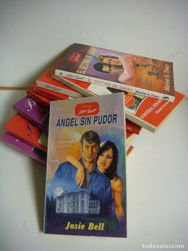 Novela Romanticas Lote De 10 Novelas De Blue T Kaufen Alte