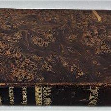 Libros antiguos: CRÍMENES CÉLEBRES. ALEJANDRO DUMAS. LIBR. PONS Y COMPAÑIA. BARCELONA. 1840.. Lote 137976538