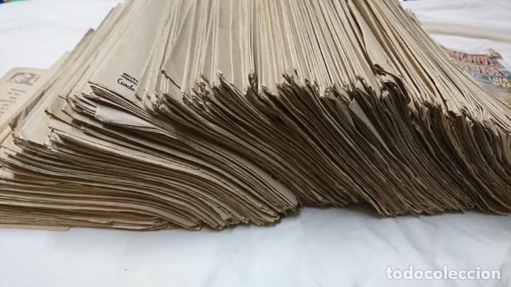 Libros antiguos: EL HIJO DE LA OBRERA, LUÍS DEL VAL, 269 CUADERNOS - Foto 4 - 138626082