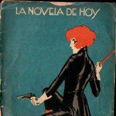 Libros antiguos: EL CABALLERO AUDAZ : ¿CUÁL? (LA NOVELA DE HOY, 1923). Lote 138970378