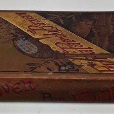 Livros antigos: LA DAMA JOVEN. EMILIA PARDO BAZÁN. BIBLIOTECA ARTE Y LETRAS. BARCELONA. 1885.. Lote 140377054