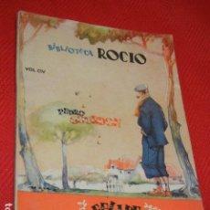 Libros antiguos: FELIPE Y ALICIA, DE PEDRO GOURDON - BIBLIOTECA ROCIO, NUMERO 104. Lote 140505798
