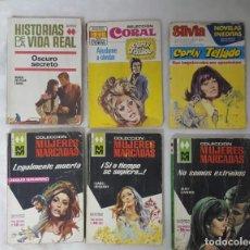 Libros antiguos: LOTE DE NOVELAS ROMÁNTICAS CORIN TELLADO, ETC. Lote 140908878