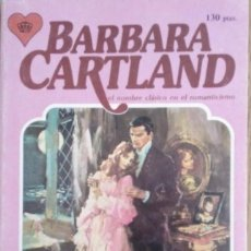 Libros antiguos: BARBARA CARTLAND _ COMO UN ÁNGEL Nº34. Lote 142619026